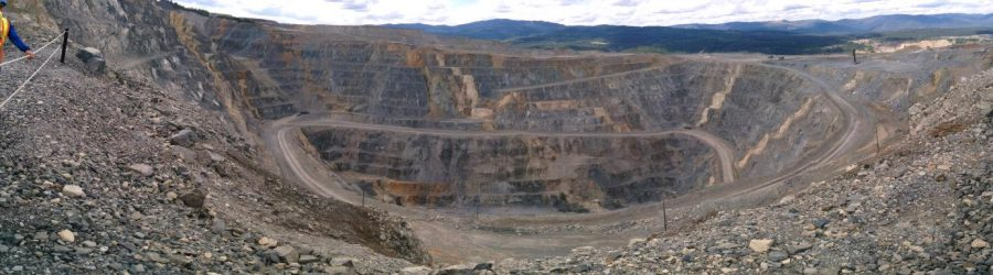 Abbildung 2: Copper Mountain Mine